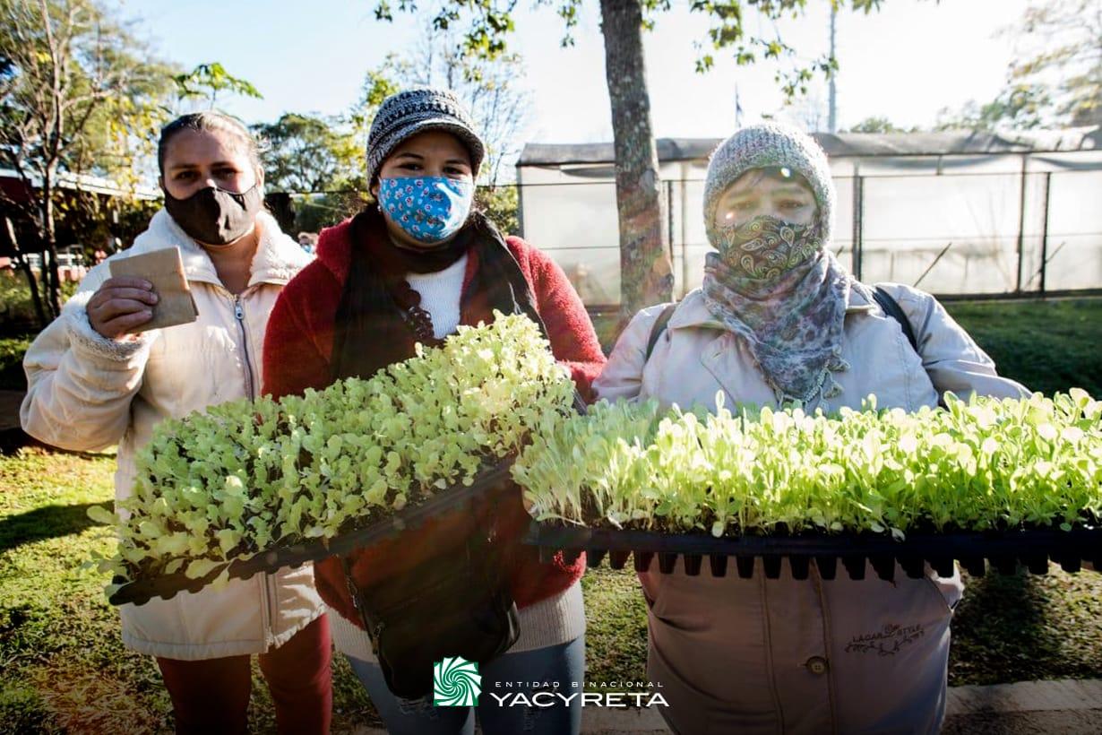 Cultivando soberanía alimentaria