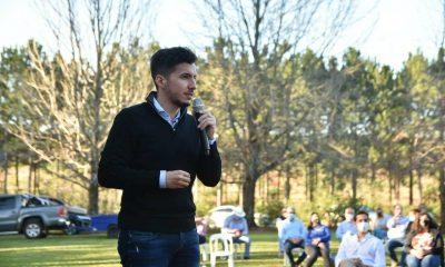 Pedro Puerta lanzó su candidatura y pidió consenso con la UCR