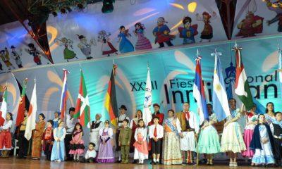 Oberá Fiesta del Inmigrante