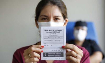 Para entrar a la Muni de El Alcázar, se deberá exhibir carnet de vacunación