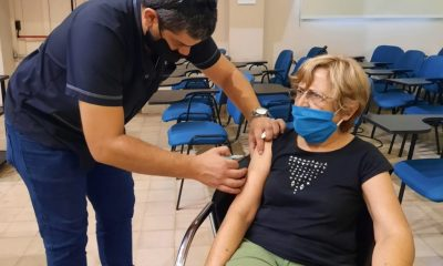 Mañana grupo de 55 a 59 años con Sputnik podrá vacunarse con AstraZeneca o Moderna