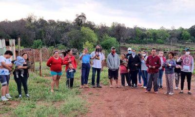 """San Ignacio: """"Es inhumano vivir sin agua potable y sin luz"""", afirman unas 200 familias del barrio Progreso 2"""