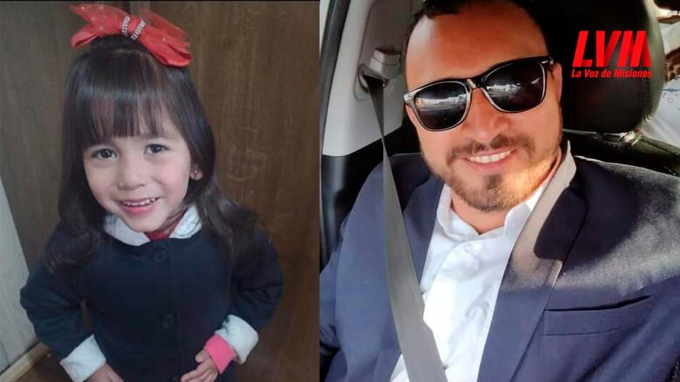 Su marido la abandonó, tras 4 años apreció, secuestró a su hija y la llevó a Brasil