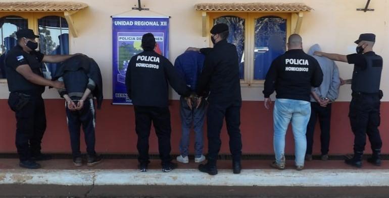 Detuvieron a tres sospechosos por el crimen del kiosquero en Dos Hermanas