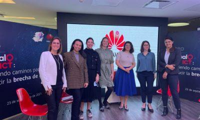 """Trabajando por reducir la brecha de género, Huawei presentó su primer foro virtual """"Igual ICT"""""""