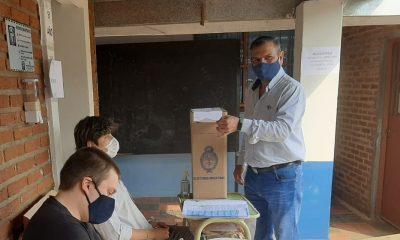 Lenguaza se impuso como candidato del Frente de Todos para las generales