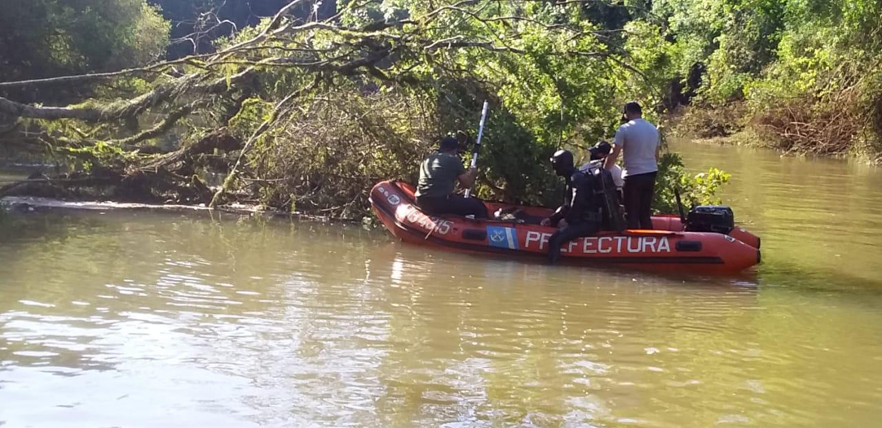 Hallaron el cuerpo del joven de 14 años buscado en un arroyo de Alba Posse
