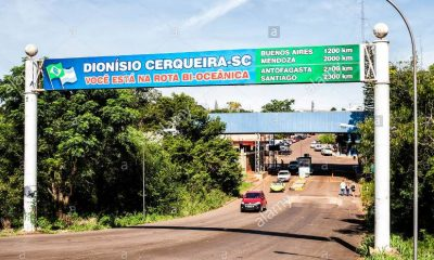 Brasil ya no exige PCR en la frontera con Irigoyen para tránsito vecinal